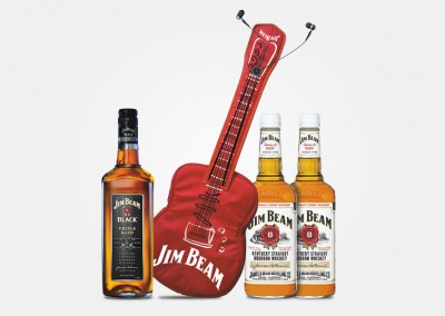 Jim Beam  - Regalos merchandising