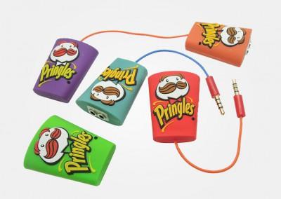 Pringles - altavoz