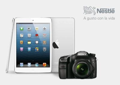 promocion-nestle-ipad-sony-ILCA68K