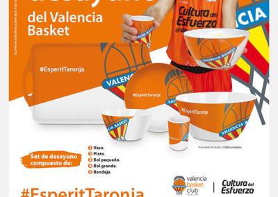 set-sesayuno-personalizado-valencia-basket